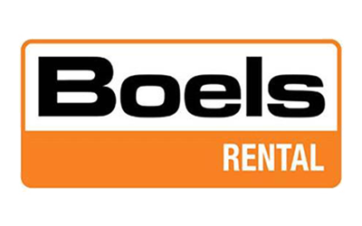 Boels Rental customer logo