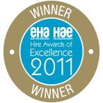 Hire Awards 2011 Winner